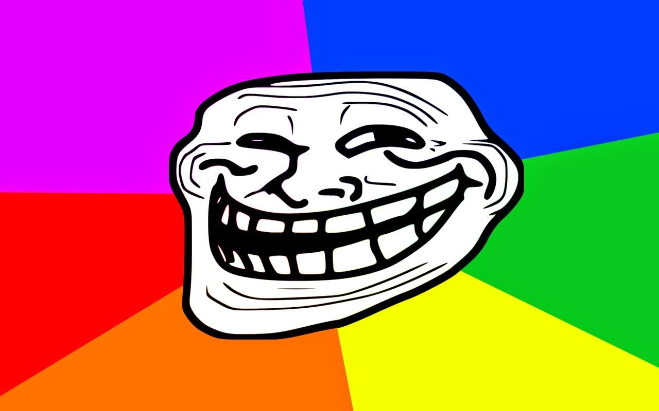 troll face meme