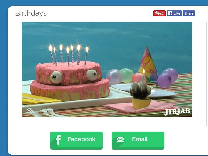 JibJab Free eCards Videos Featuring YOU Freemake – Free Jibjab Birthday Card