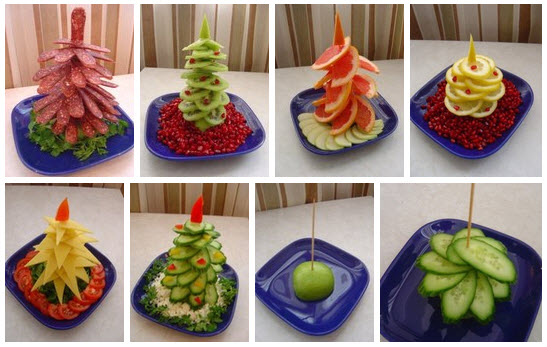 Diy christmas decorations 15 home decor ideas freemake for Appetizer decoration