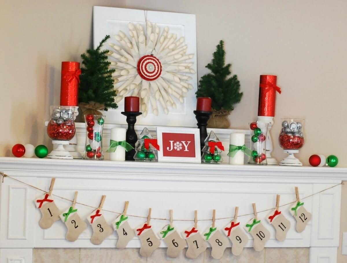 Diy christmas decorations 15 home decor ideas freemake best diy christmas decoration ideas from all over the web solutioingenieria Choice Image