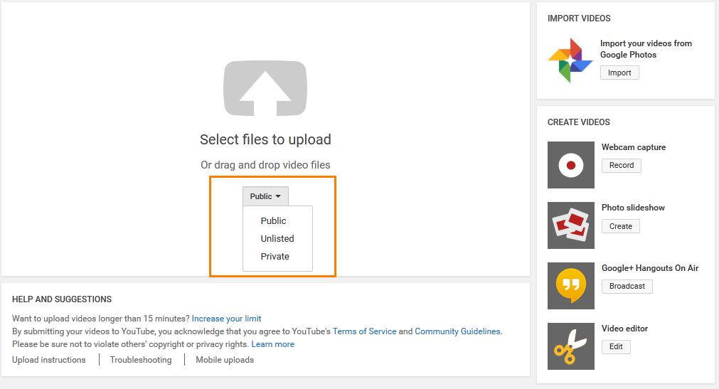 YouTube Upload: Account, Tips, Limits, Formats - Freemake