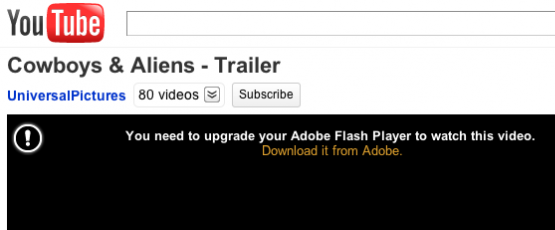 Old Flash Player