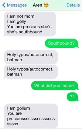 34 Funny Autocorrect Fails 2019: iPhone Humor - Freemake