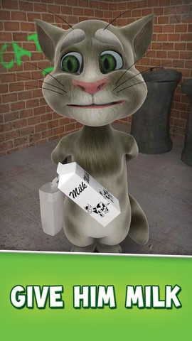 Talking Tom app