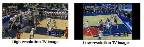 HDTV vs SD TV