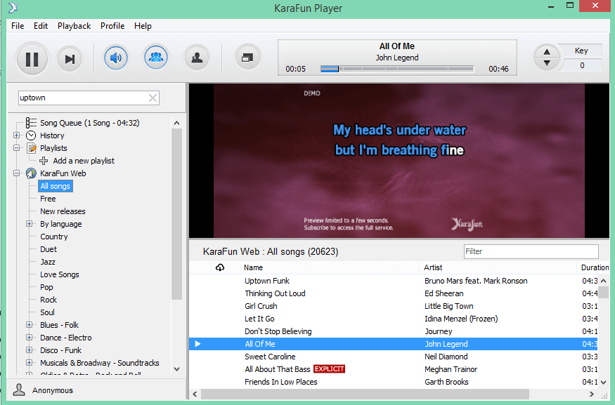 mp3 to karaoke converter online free