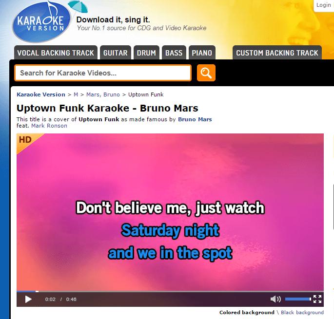 sort video song download
