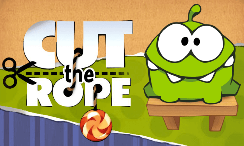 Cut the rope wallpaper