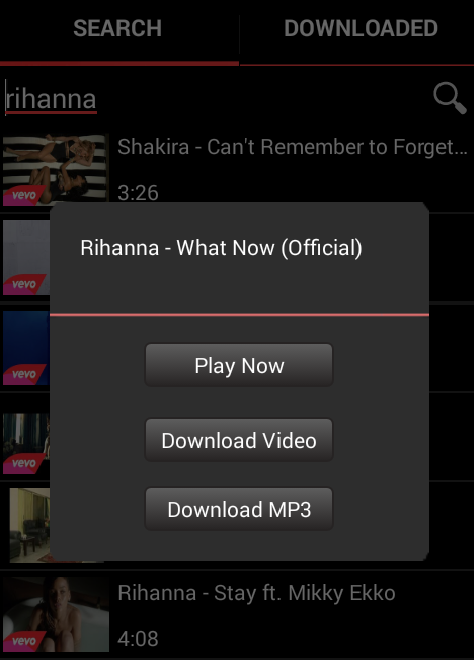 youtube mp3 mp4 downloader