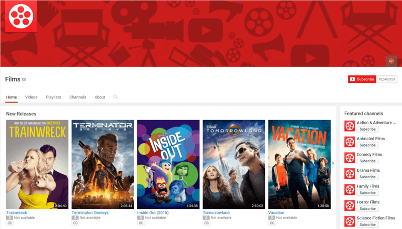 Rent Movies Online - 10 Best Movie Rental Sites - Freemake