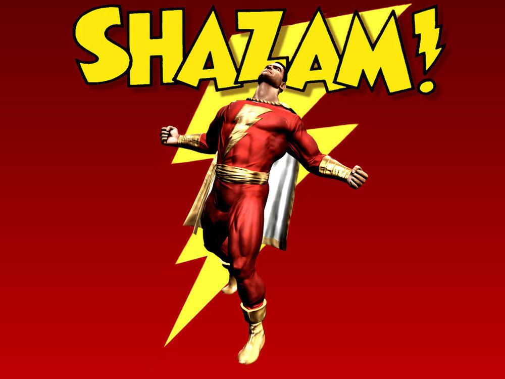 shazam comics