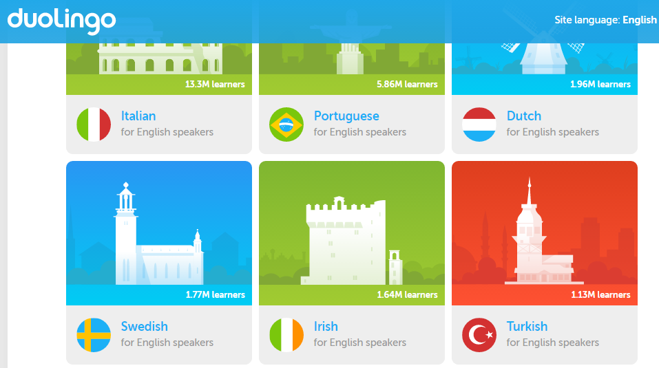 Language Learning - 25 Websites to Learn Language - Freemake