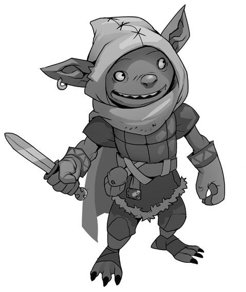 Adorable Goblin