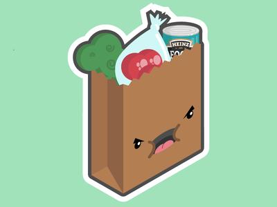 Angry Groceries