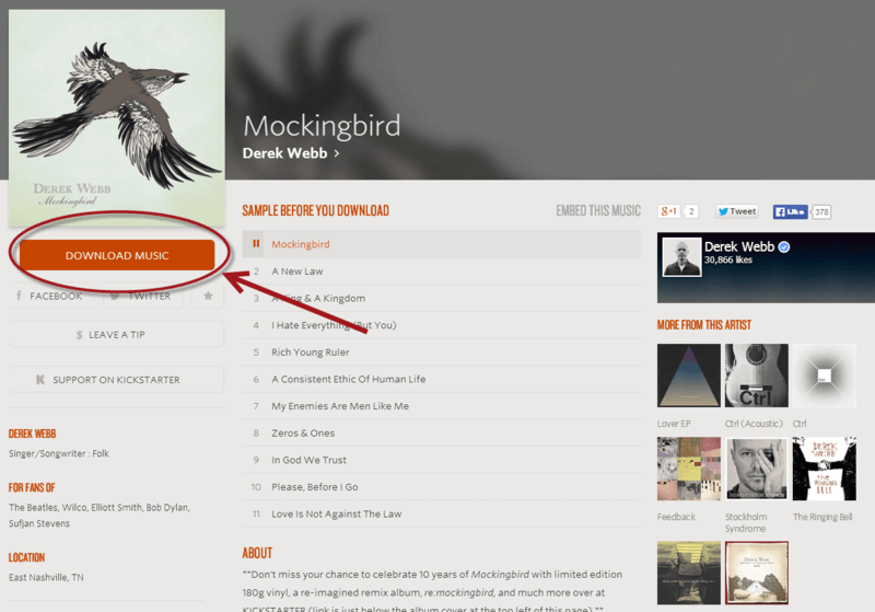 Top 10 MP3 Sites to Download Your Favorite Music - Freemake