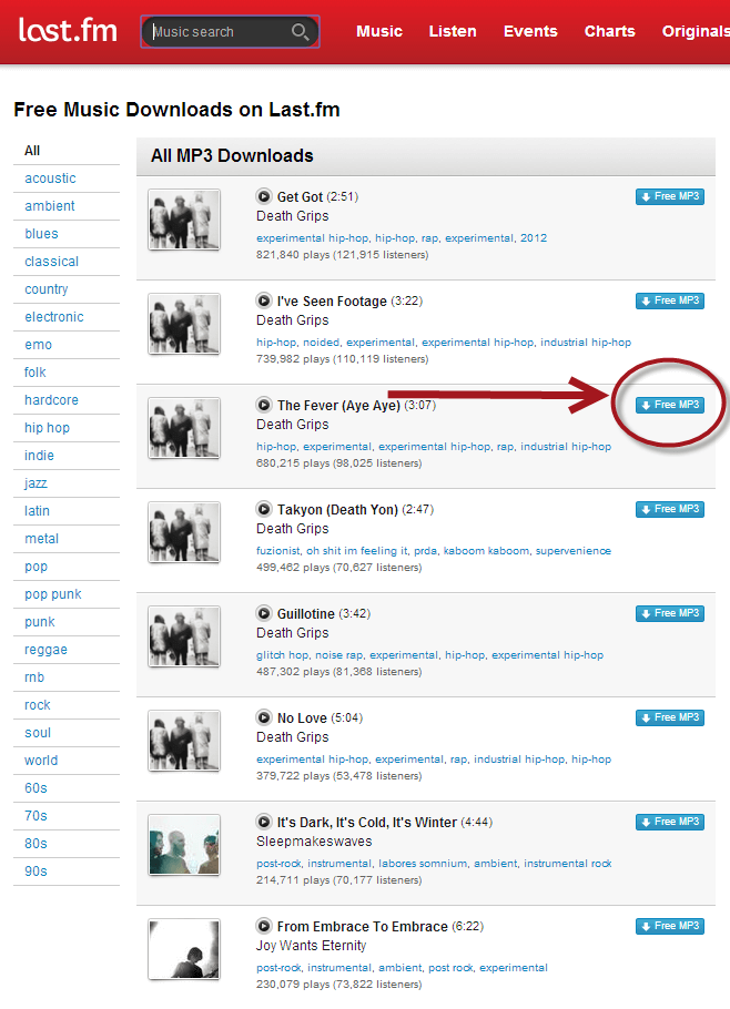 last.fm download