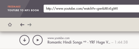 hindi film songs as mp3