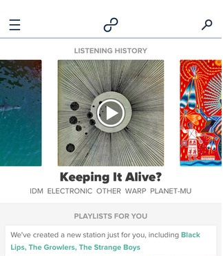 8tracks recommendations