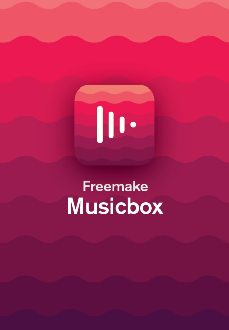 Freemake Musicbox