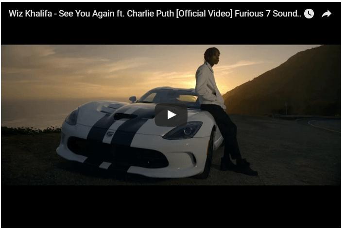 Wiz Khalifa - See You Again feat. Charlie Puth