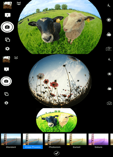 8 Fish Eye Apps to Turn iPhone Camera into Lens - Freemake