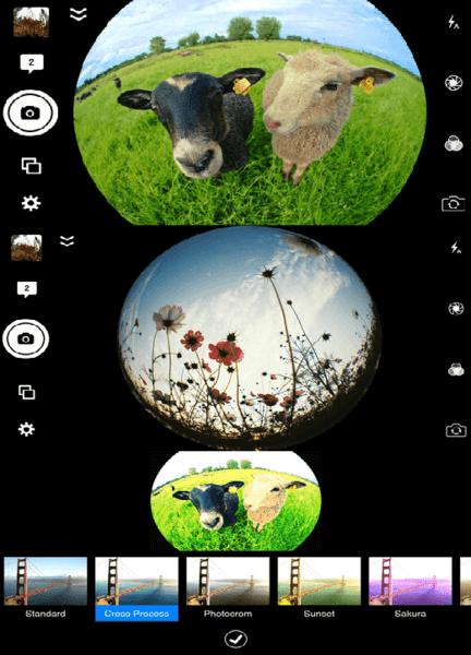 Fisheye Lens – Lomo Style Fisheye Camera