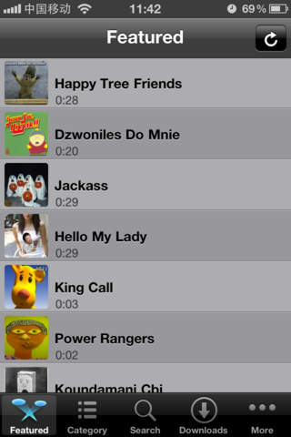 Top funny ringtones free