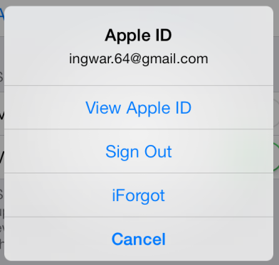 How to Change Apple ID on your iPhone
