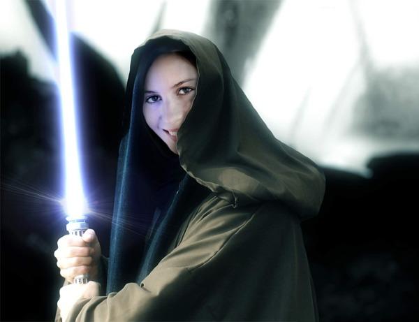 PhotoFunia Jedi