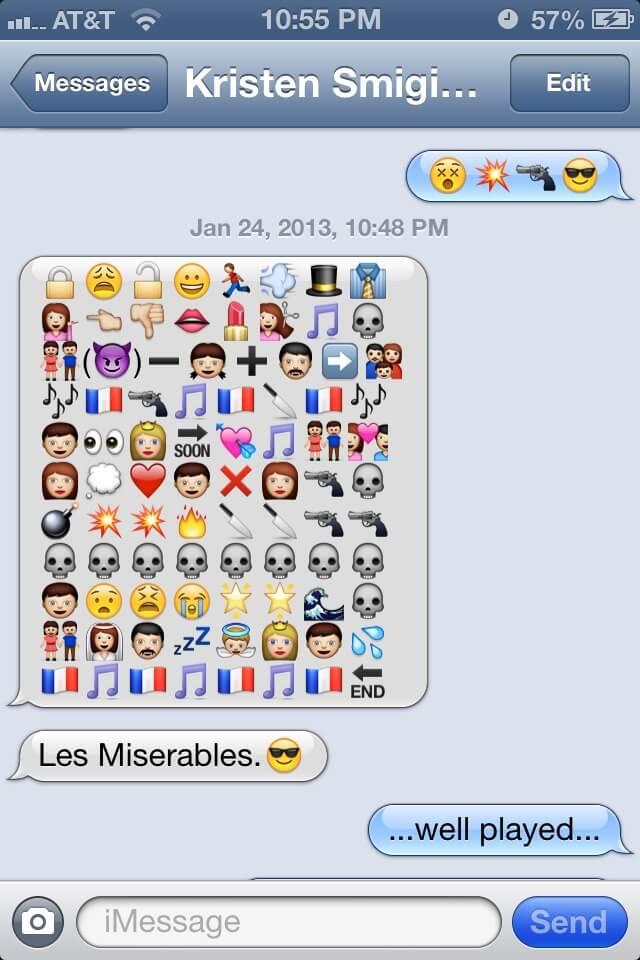 funny emoji texts 3