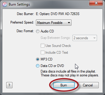 How to Burn a CD Easily - Step-by-Step Guide - Freemake