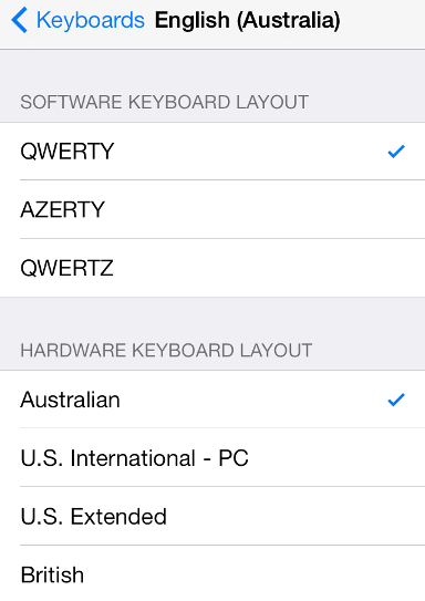 How to Add a New Keyboard of Another Language
