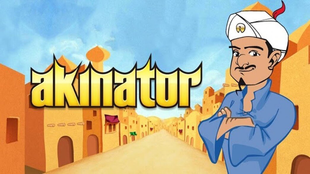 akinator game screenshot