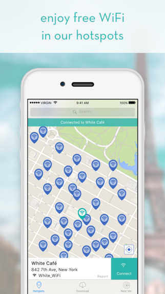 Free WiFi Apps To Find Free Hotspots Near Me Freemake - Free wifi near me map