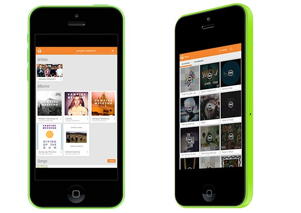 google play music iphone