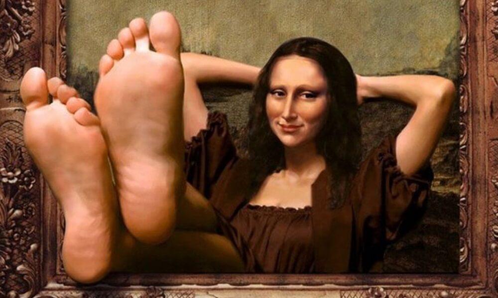 gioconda funny image