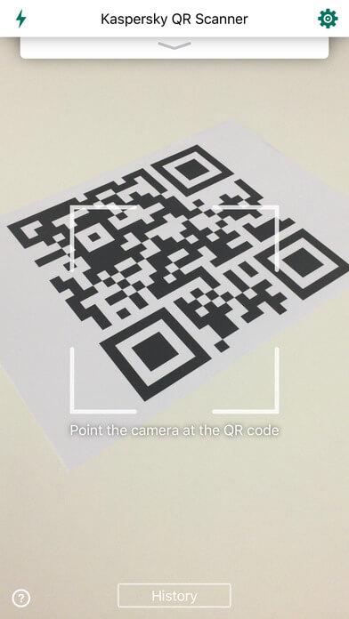QR Scanner Free Code Reader
