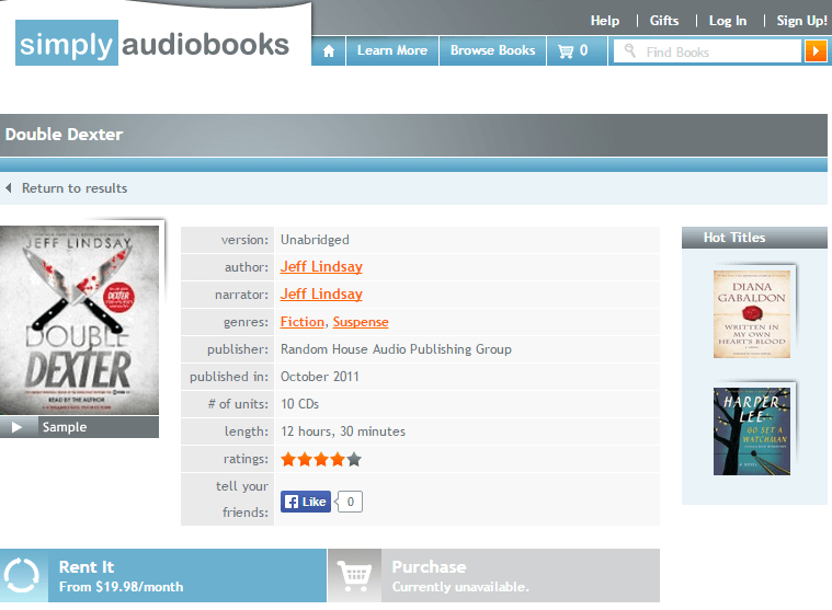 Simply Audiobooks