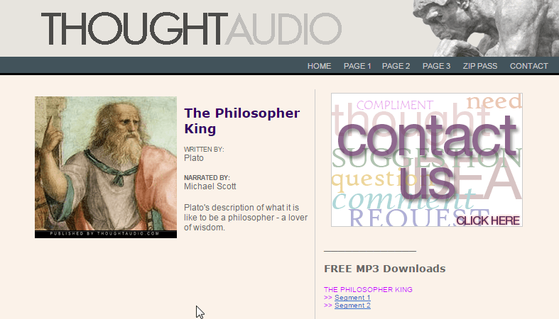 ThoughtAudio.com