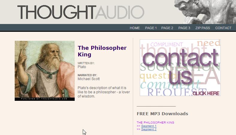 ThoughtAudio.com
