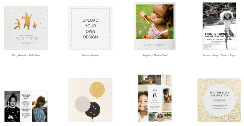 paperless post designs