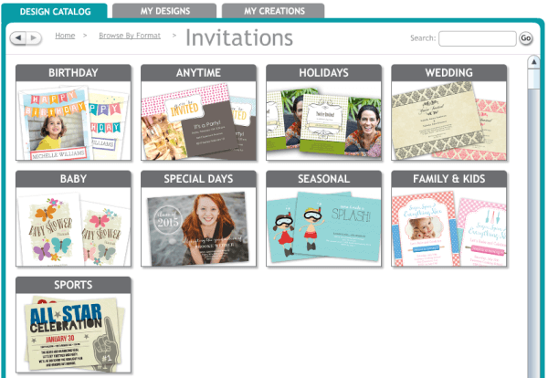 5 online invitation makers to create invites free freemake smilebox invitation stopboris Image collections