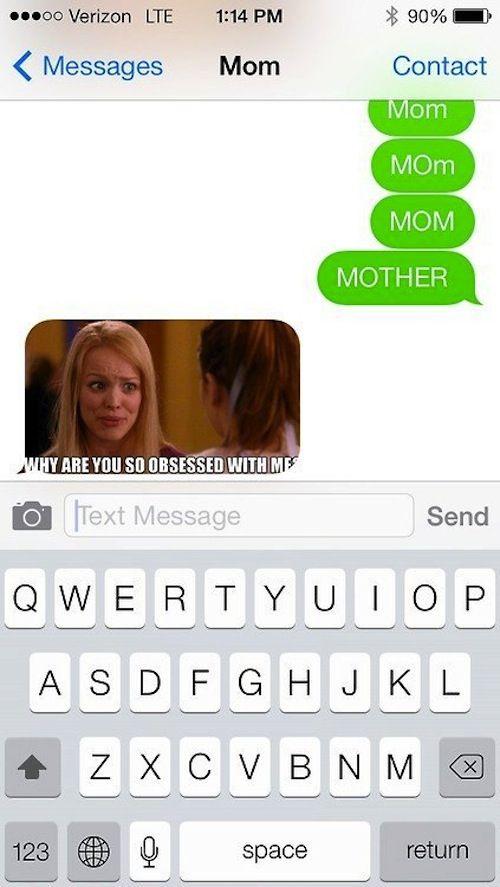 mom is a troll