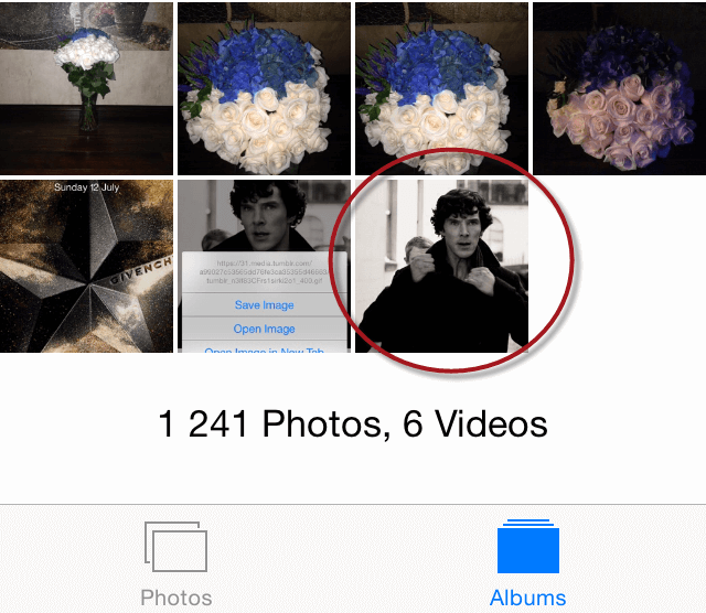 How to Save GIF on iPhone: 3 Simplest Ways - Freemake