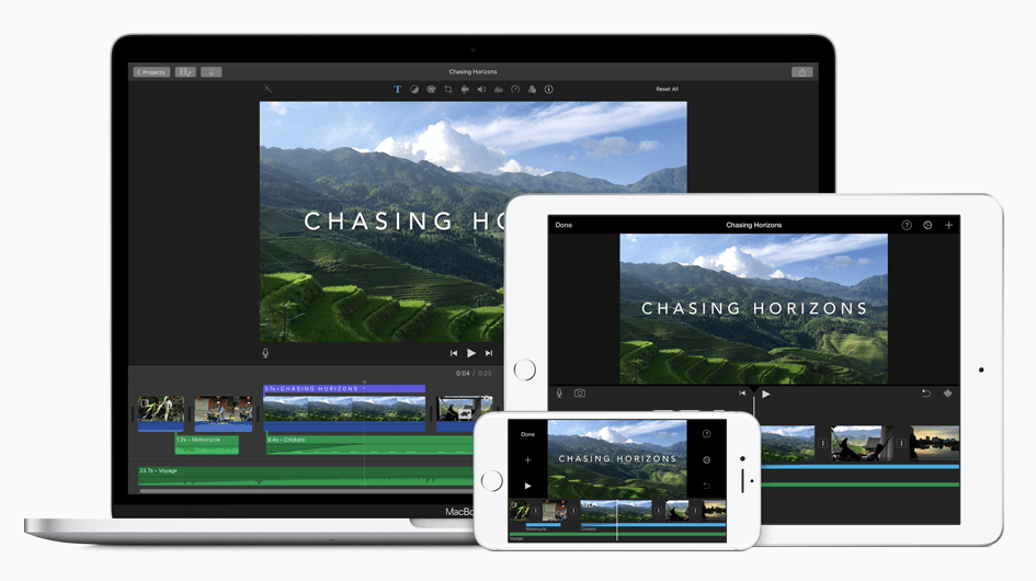 iMovie Mac Video Editor