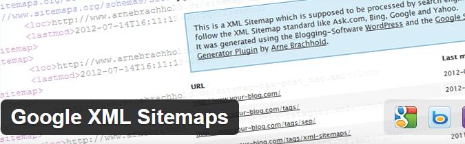 google-xml-sitemaps