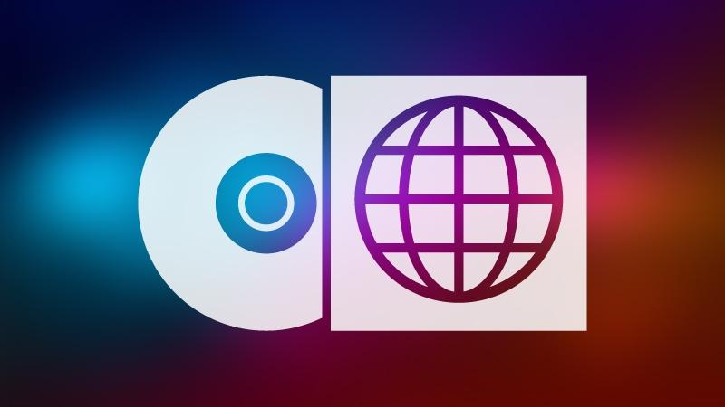 2D CD image