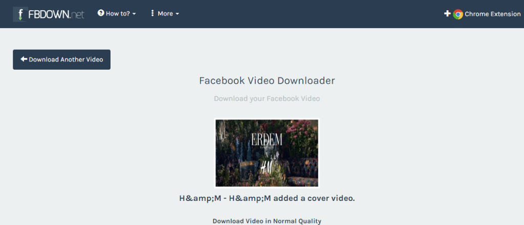 9 Tools to Download Video from Facebook in 2019 - Freemake
