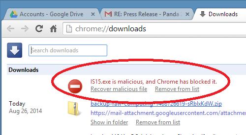 chrome-malware