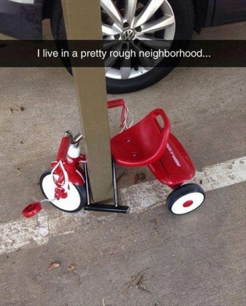 rough neighborhood